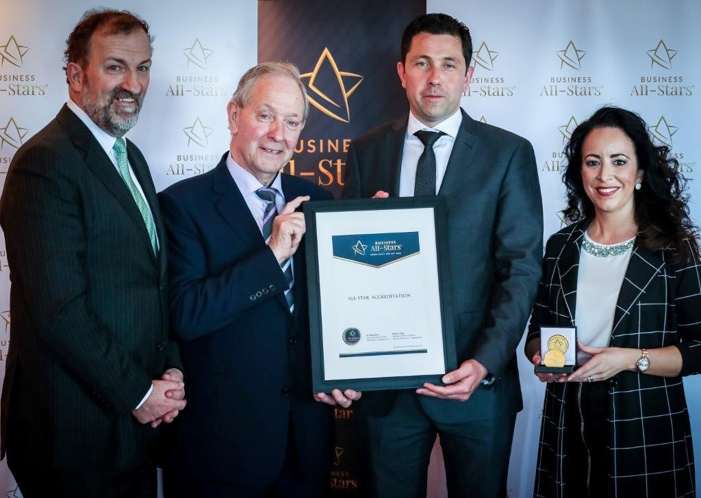 Merenda accredited with Innovative Wood Products Enterprise ALLStars 2018-19